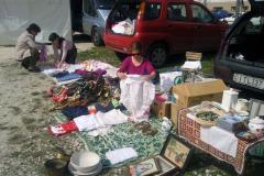 Az egyesület I. Papa-Mama-Baba börzéje 2011.04.18.