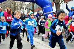 Gazdagréti Tavaszindító Futóverseny 2013.03.23.