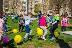 Tavaszköszöntő futás Gazdagréten 2017. 04.02.