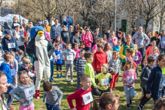 Tavaszköszöntő futóverseny Gazdagréten 2019.03.23.