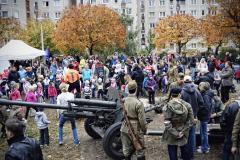Futópálya-avató, forradalmi futóverseny és 56-os megemlékezés 2013.10.19.